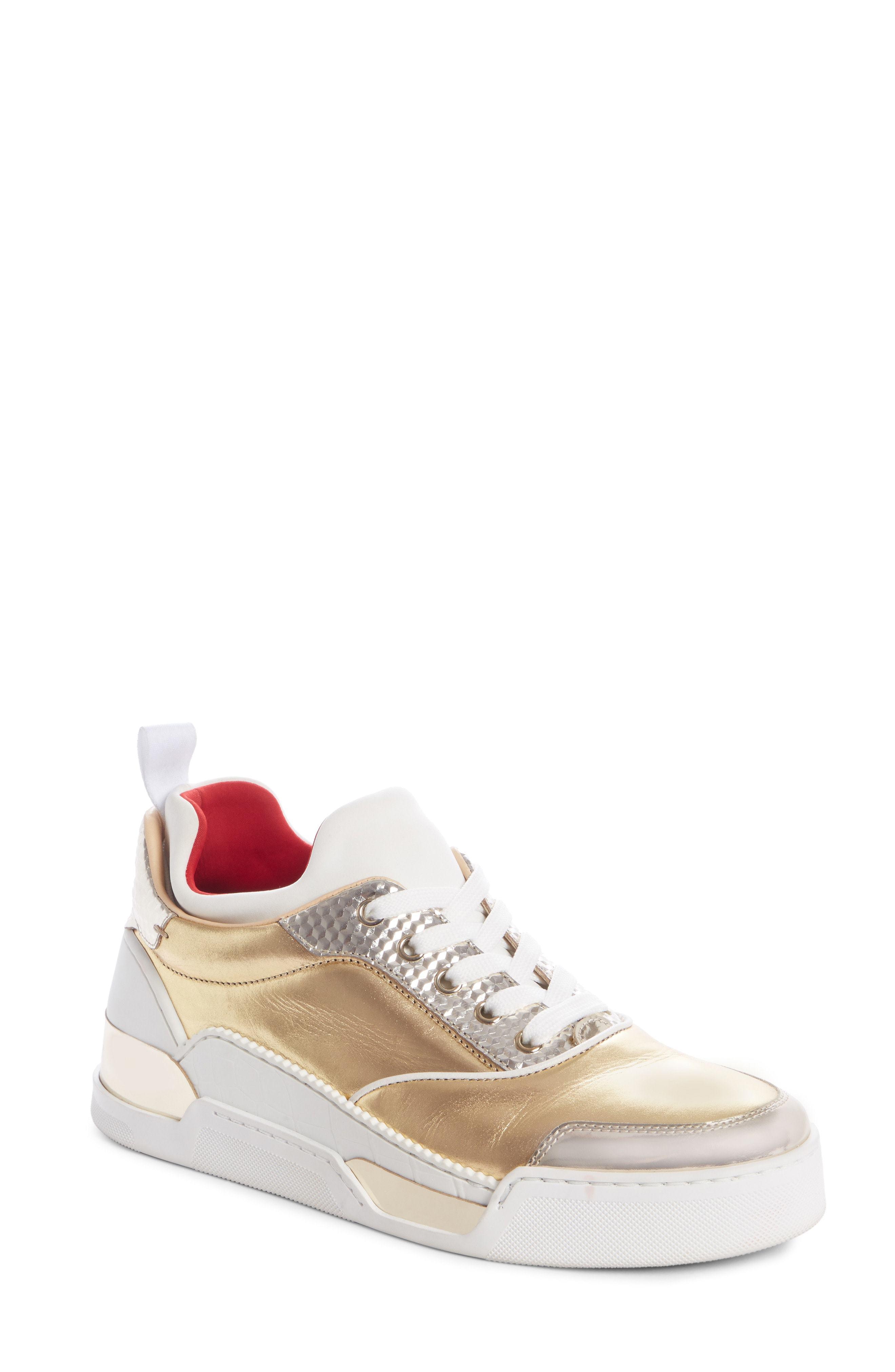 cheaper 30190 11fd1 Aurelien Donna Sneaker
