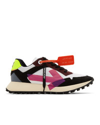 Off-White Multicolor Arrows Sneakers