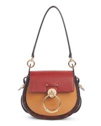 Chloé Small Tess Leather Shoulder Bag
