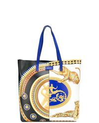 Versace Baroque Print Tote Bag