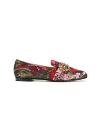 Dolce & Gabbana Jackie Jacquard Slippers