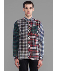 Scotch & Soda Flannel Check Shirt