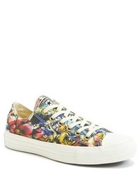 Multi colored Low Top Sneakers