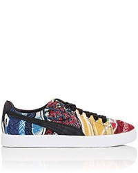 Clyde knit sneakers medium 6860753