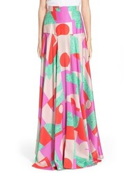 Roksanda Multi Keating Maxi Skirt