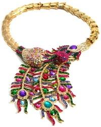 Dianes accessories peacock necklace medium 383078