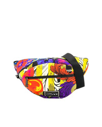 Versace 90s Vintage Logo Oval Belt Bag