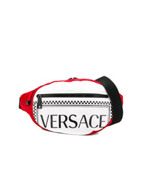 Versace Multi Pattern Belt Bag