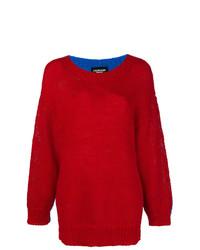 Calvin Klein 205W39nyc Oversized Colour Block Sweater