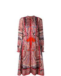 Etro Paisley Shirt Dress