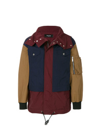DSQUARED2 Casual Zipped Jacket