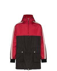 Gucci Ing Hooded Parka Jacket