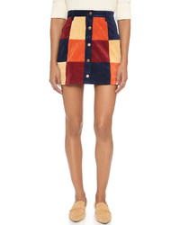 Mix it up patchwork miniskirt medium 374795