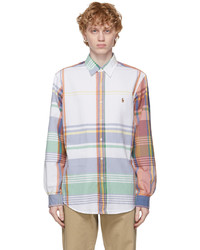 Polo Ralph Lauren Multicolor Striped Oxford Shirt