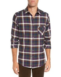 Rodd & Gunn Allister Sports Fit Plaid Flannel Sport Shirt