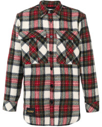 Stella McCartney Plaid Flannel Shirt