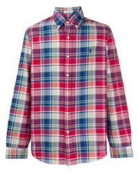 Polo Ralph Lauren Button Collar Check Shirt