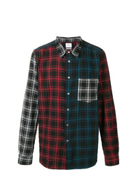 Ps By Paul Smith Checked Shirt