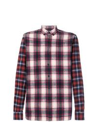 Lanvin Multi Tartan Shirt