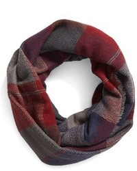 Junior Heritage Plaid Infinity Scarf