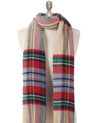 Tommy Hilfiger Plaid Scarf