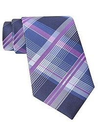 Claiborne Multi Framed Plaid Tie