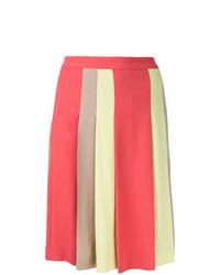 Moschino Vintage Pleated Short Skirt