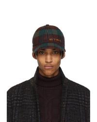 Etro Multicolor Textile Cap
