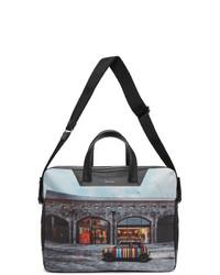 Paul Smith Multicolor Mini Kings Cross Messenger Bag