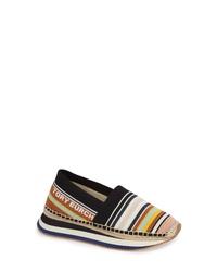 Tory Burch Daisy Stripe Sneaker