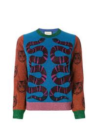 Gucci Kingsnake Sweater