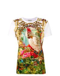 Etro Jungle Print T Shirt