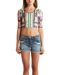 Clover Canyon Cropped Top