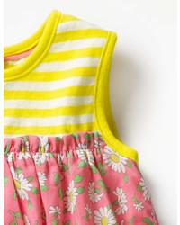 Boden Jersey Woven Dress