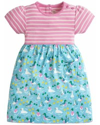 Jojo Maman Bb Mix Match Cotton Dress Size 18 24m