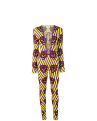 Gucci Tiger Face Jumpsuit