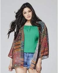 Printed kimono medium 1160911