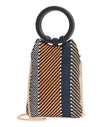 Street Level Mini Woven Bag