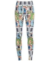 Bernhard willhelm printed legging medium 16934