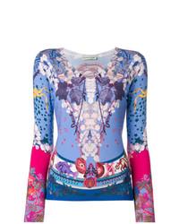 Etro Floral Print Top