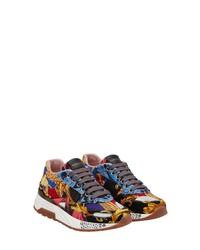 Versace Multi Print Sneaker