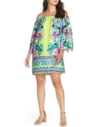 Lilly Pulitzer Payge Off The Shoulder Dress