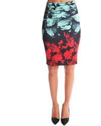 Hidden jungle pencil skirt medium 3650018
