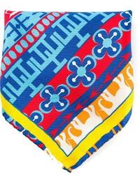 Fe fe fef tribal print pocket square handkerchief medium 556117