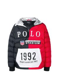 Polo Ralph Lauren Glacier Colour Block Jacket