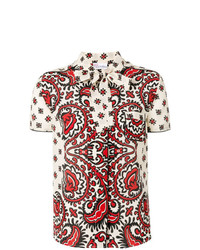 RED Valentino Printed Shortsleeved Shirt