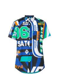 Kenzo Multi Print Shirt