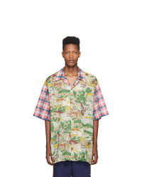 Gucci Multicolor Animals Shirt