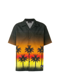 Marcelo Burlon County of Milan Palms Short Sleeved Shirt