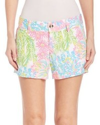 Lilly Pulitzer Callahan Printed Shorts